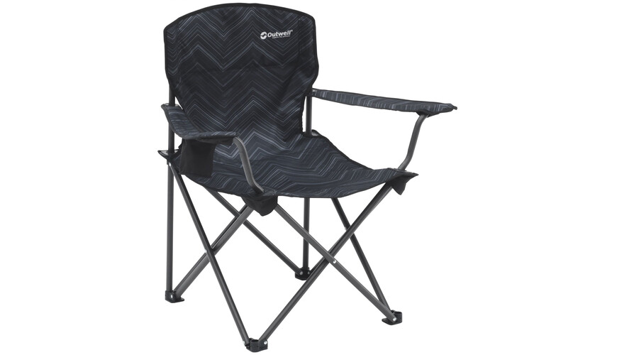 Outwell Woodland Hills Chair Black